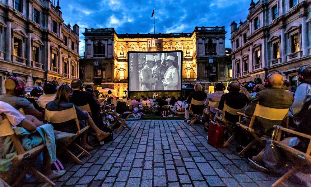 il Tifatini Cinema la rassegna All'aperto