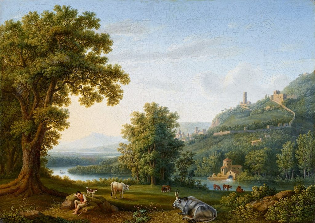 Csm Lempertz 1108 1302 Old Masters And 19th Century Art Jacob Philipp Hackert View Of Maddaloni 91568d4b03