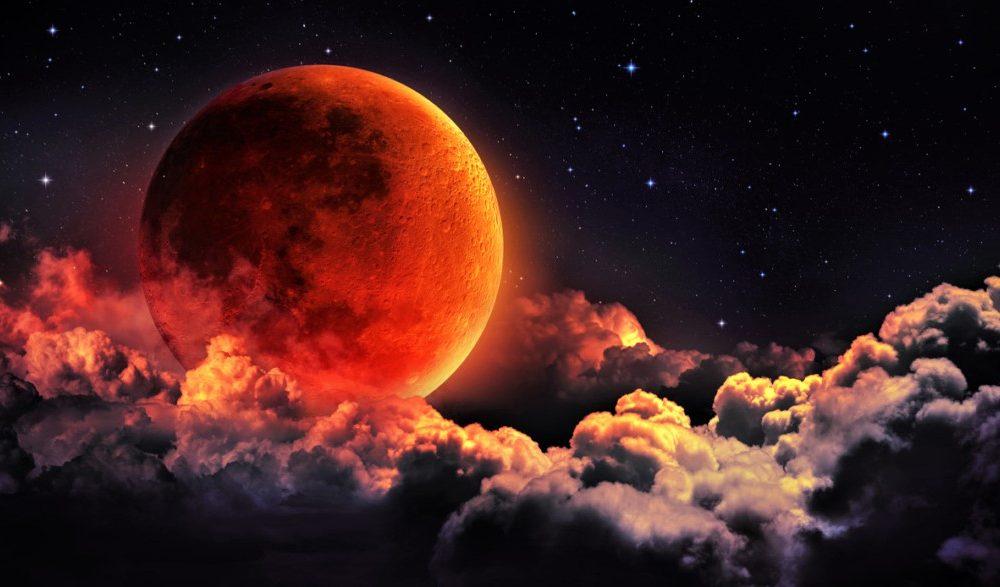 Eclissi Di Luna Caserta