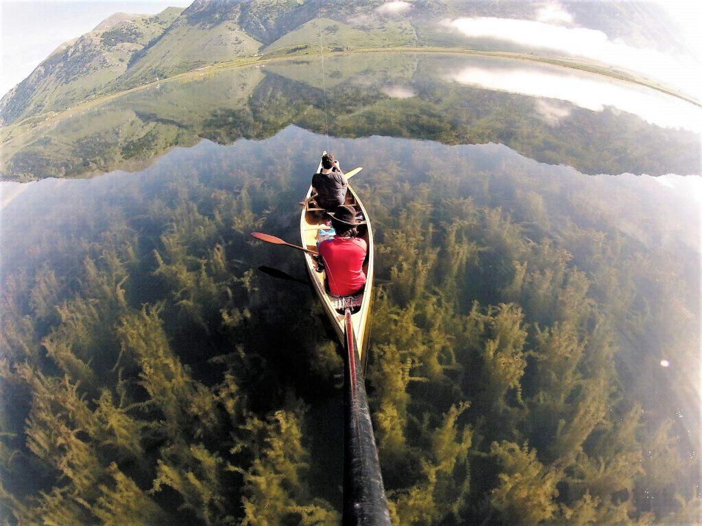 escursioni sul Lago Del Matese