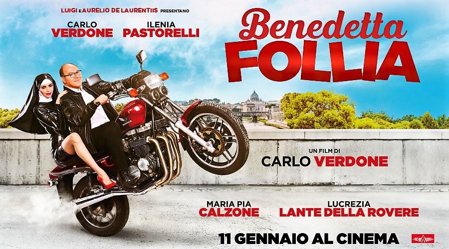 Benedetta Follia: uno dei film al Tifatini Cinema