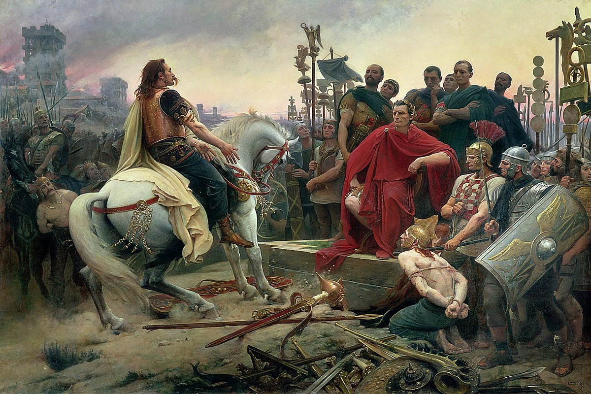 Giulio Cesare e Ottaviano Augusto, i cosiddetti Divi Cesari