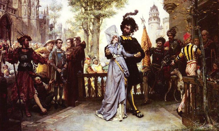 Ius Primae Noctis leggenda amore medioevale