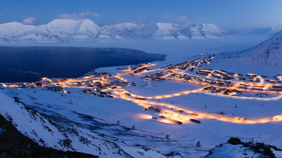 Longyearbyen, città della Norvegia in cui è vietato morire per legge