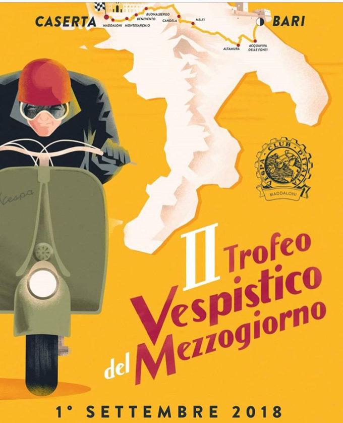 Trofeo Vespistico Del Mezzogiorno: locandina
