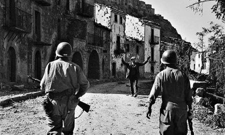 Battaglia Di Montelungo