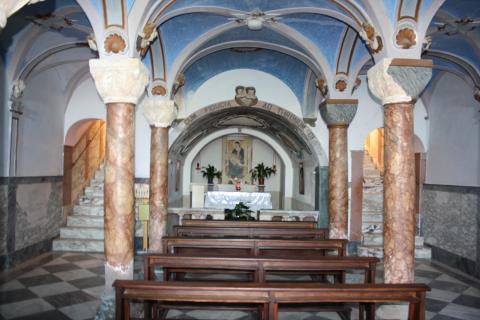 cappella di Santa Maria della Vigna
