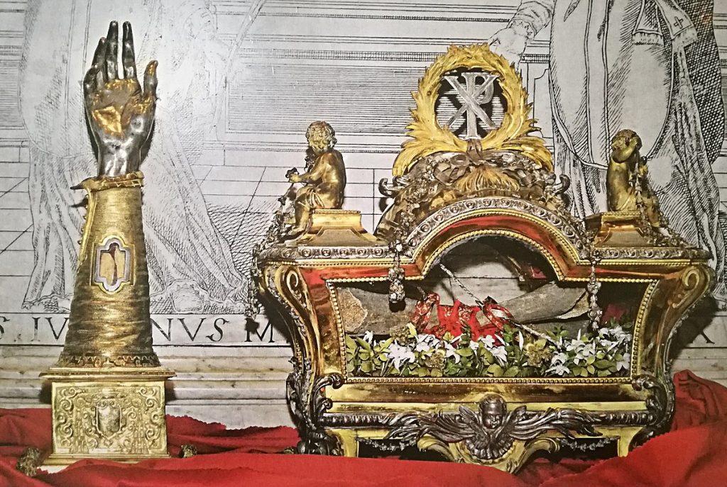 Culto San Cesario Cesa