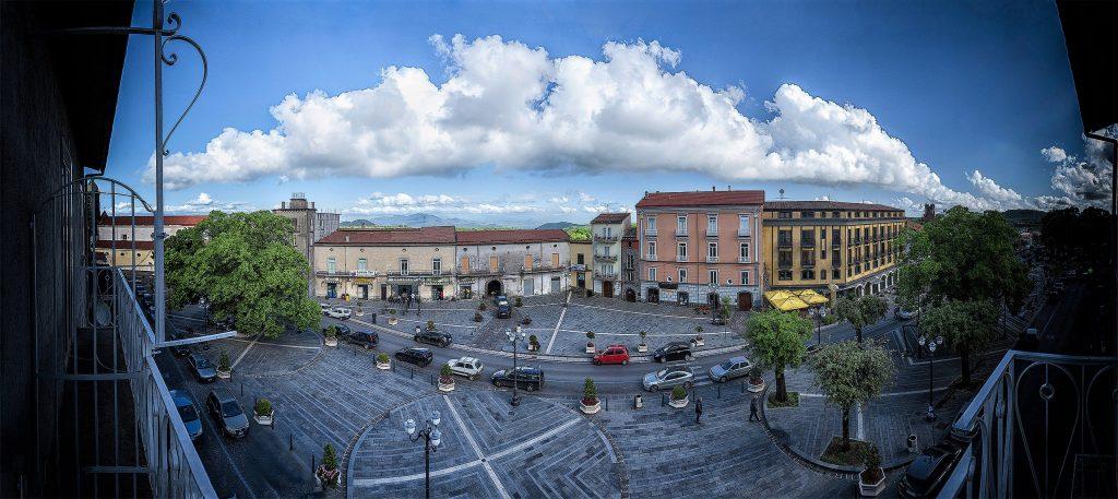 il comune di Roccamonfina di Caserta