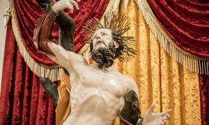 statua di Vairano di San Bartolomeo