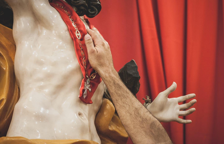 San Bartolomeo nella leggenda di Vairano