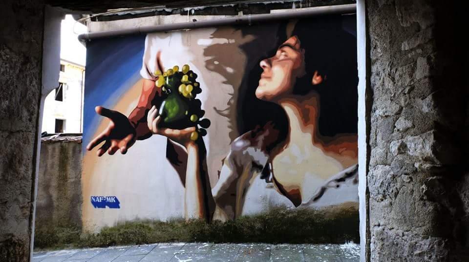 Vairano Patenora murales
