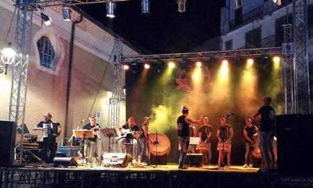 Suoni Antichi I Bottari Di Macerata Campania In Concerto Aprile 2018