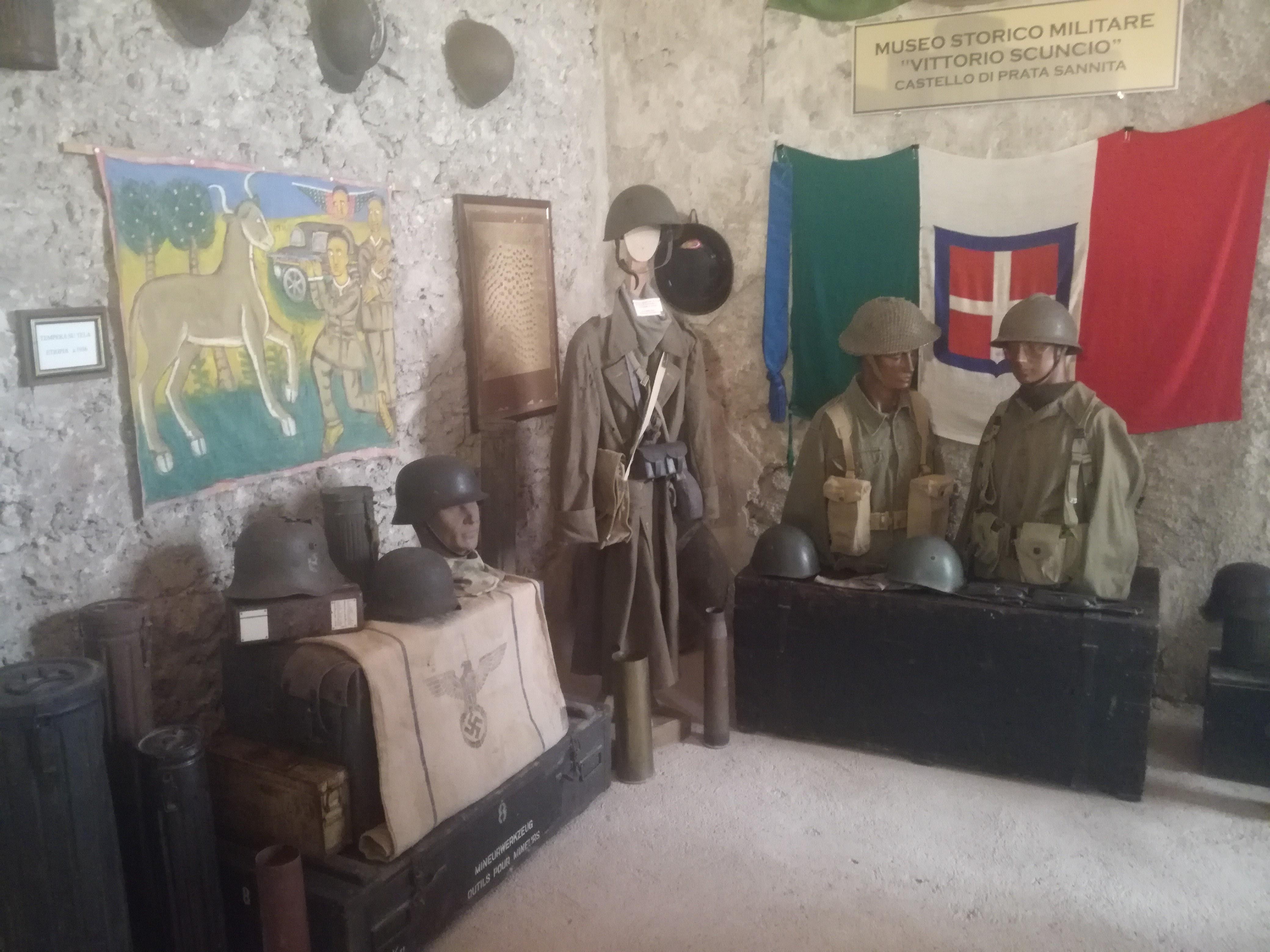 visita al castello di Prata