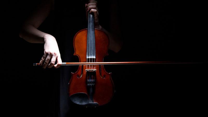 violino fantasma in casa Raviscanina