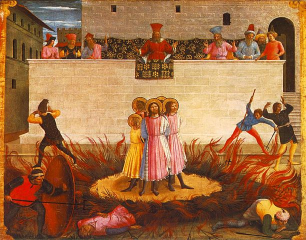 Eretici Al Rogo museo della tortura