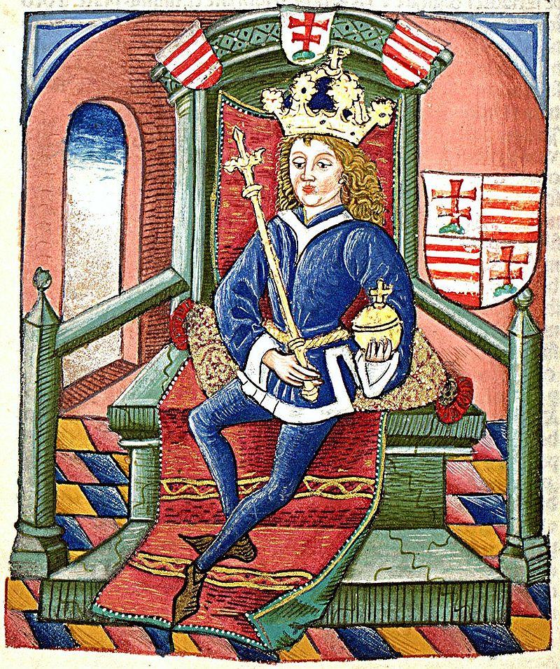 Luigi d'Angiò, fratello di Andrea d'Ungheria