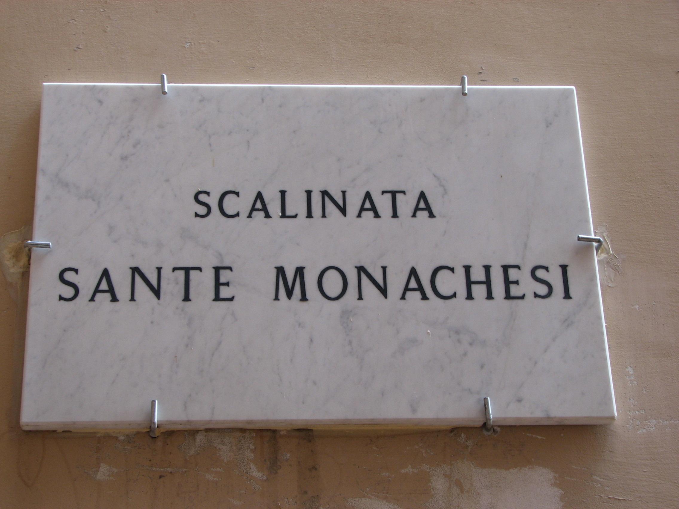 Tributo a Sante Monachesi nella sua città natale, Macerata
