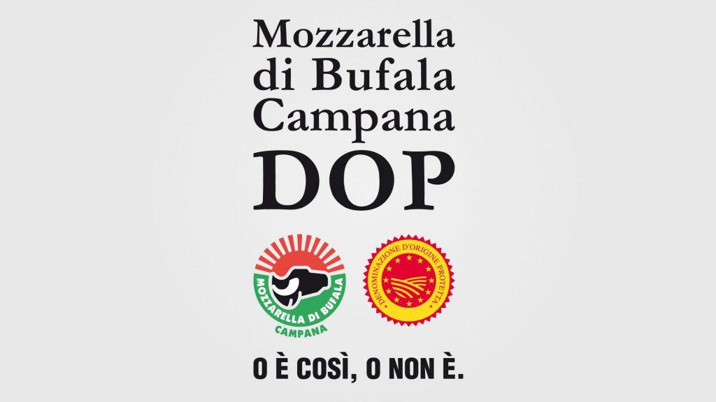 Logo Consorzio Mozzarella Dop Colore