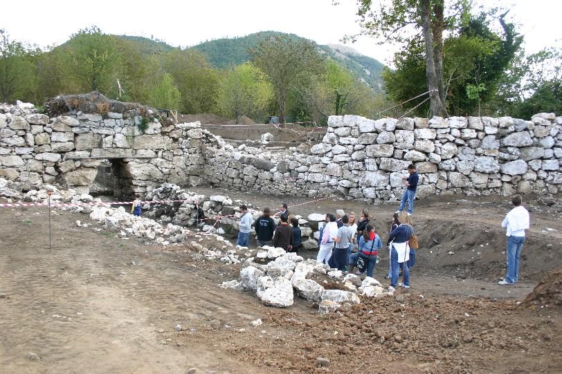 Il fantastico lavoro dell'associazione Gruppo Archeologico Trebula Balliensis