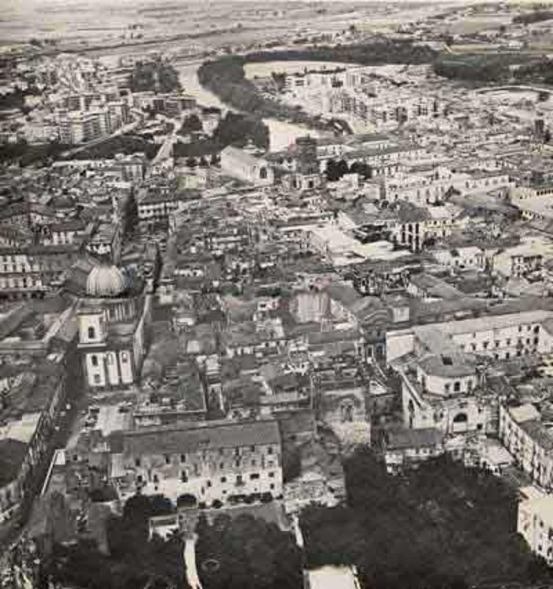 Carlo Santagata - veduta aerea di Capua