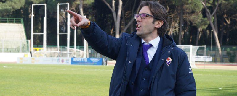 Italia Under 19 - il tecnico Federico Guidi