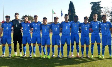 Italia Under 19 Team