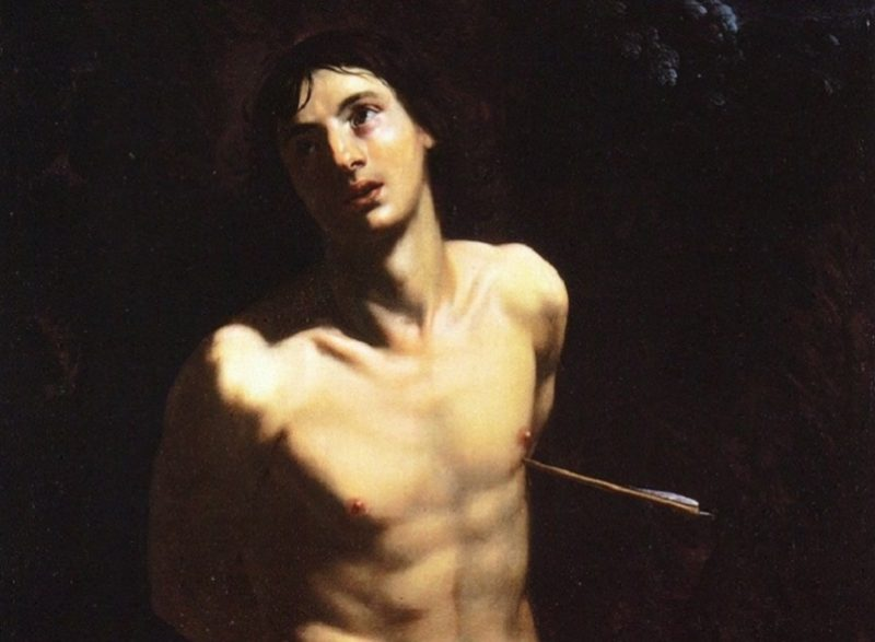 Régnier San Sebastiano 1660