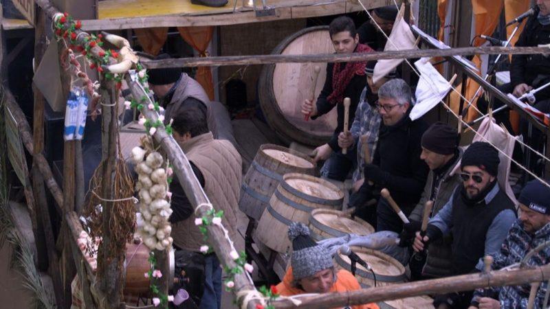 Bottari Festa di Sant'Antuono