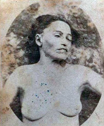 Brigantessa Michelina De Cesare, il cadavere