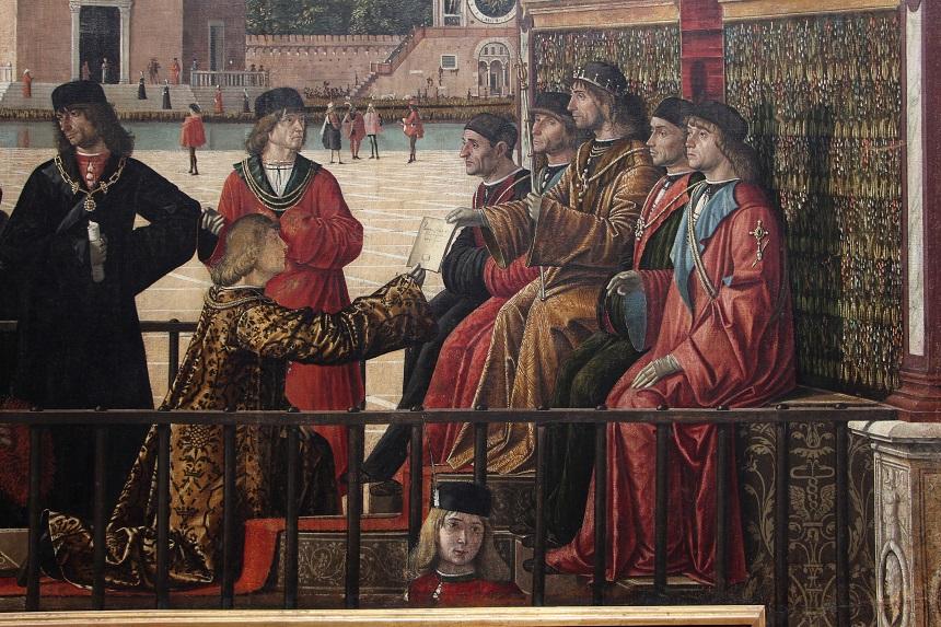 Antonello Petrucci alla corte del re