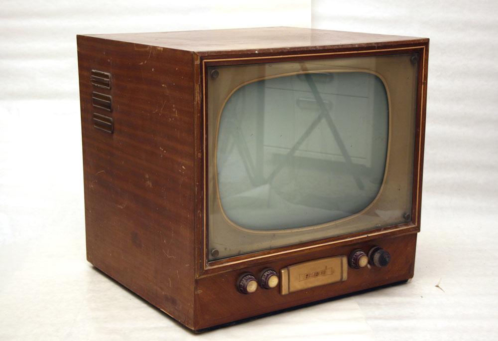 uno delle prime tv da cui Nicoletta orsomando entrava nelle case italiane