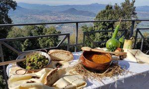 Pancotto Con I Broccoli E Zuppa Di Zucca E Fagioli