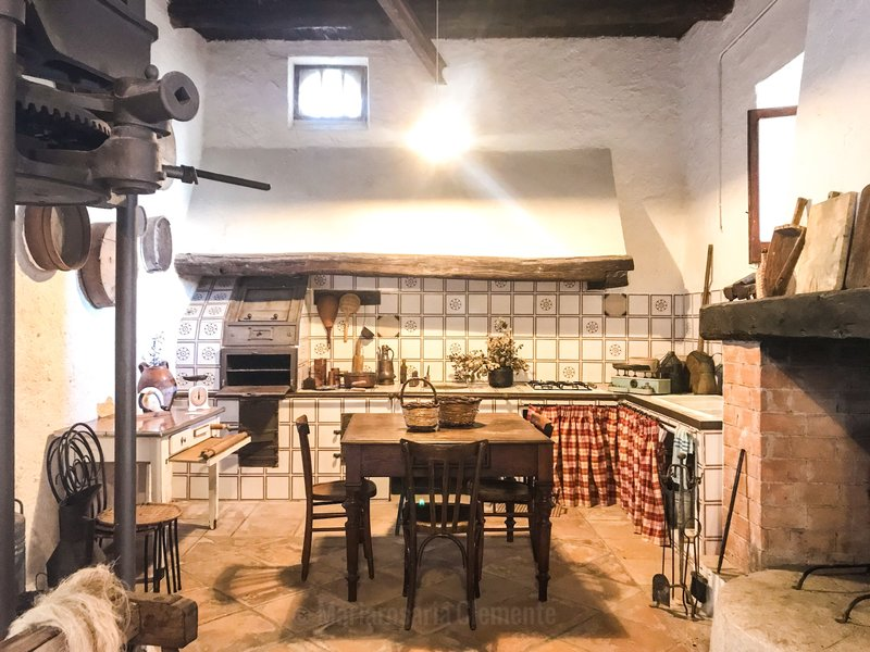 Breakfast Casa Aulivo - Cucina
