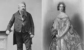 Carlo I Penelope Smyth - i protagonisti della vicenda