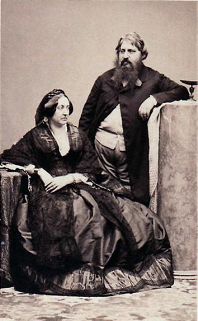 Carlo I Penelope Smyth - i due amanti