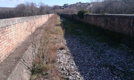 Ponte Mussoliniano - foto del ponte