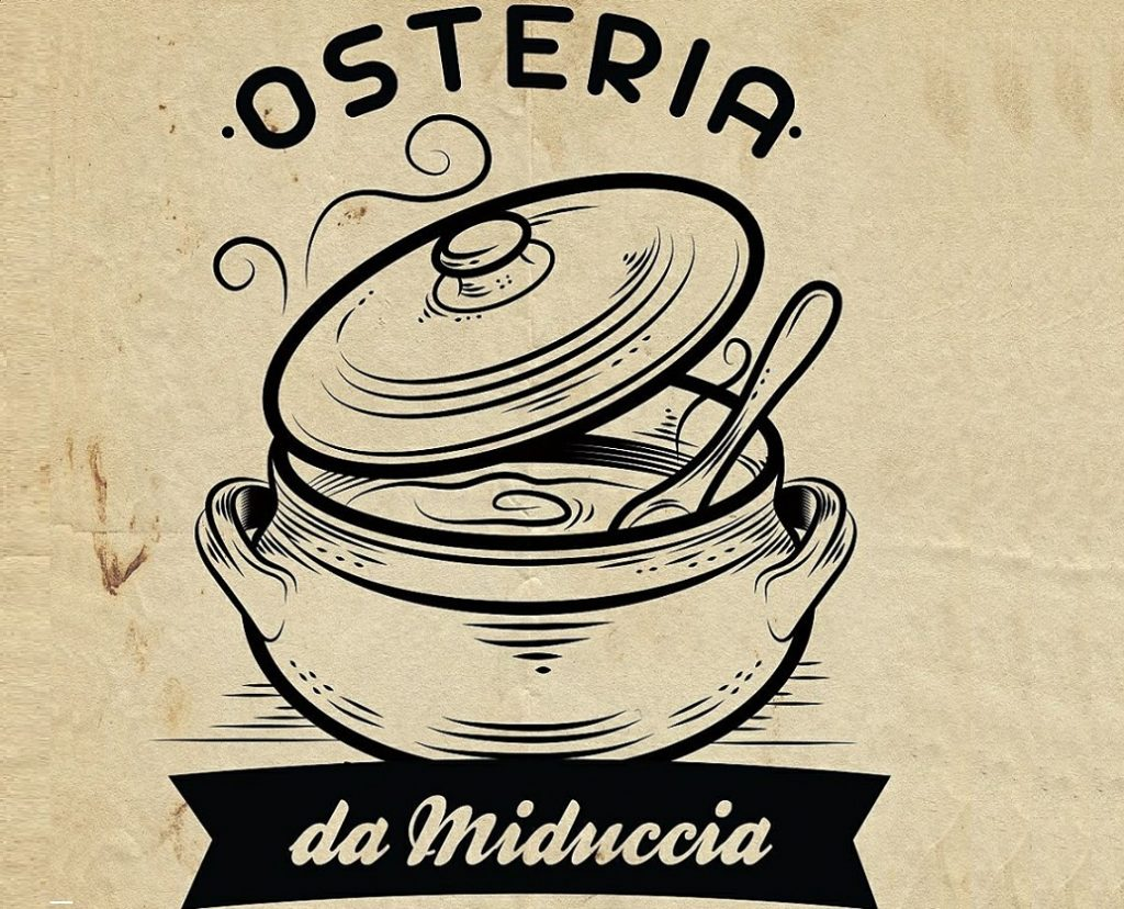 Osteria Da Miduccia - stemma dell'osteria