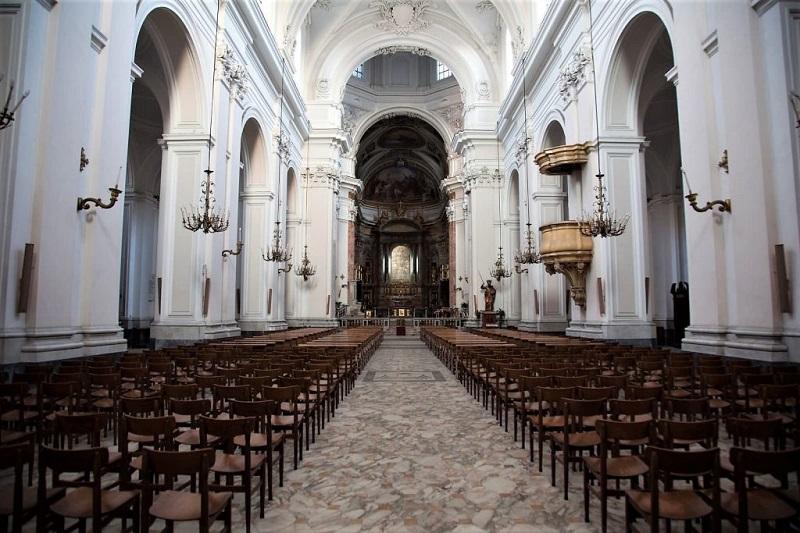 Giovan Battista Graziano - Il Duomo di Aversa