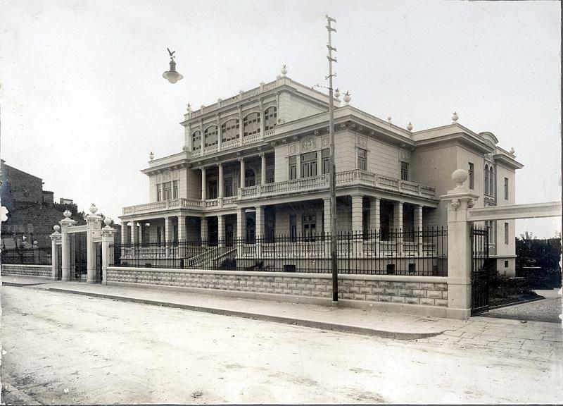 Villa Vitrone - foto in Bianco E Nero