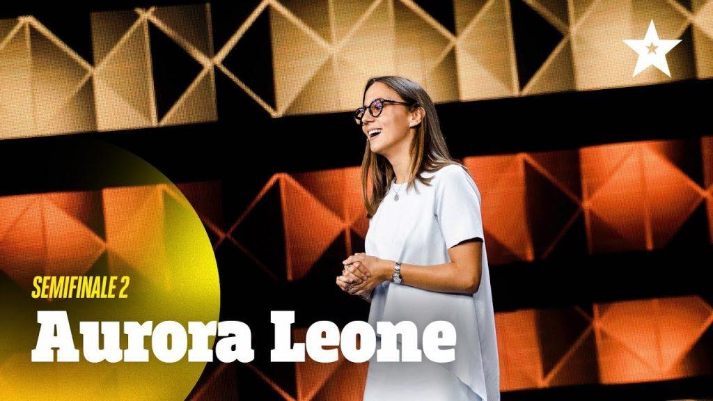 Aurora Leone Italia's Got Talent - un'immagine del talent show