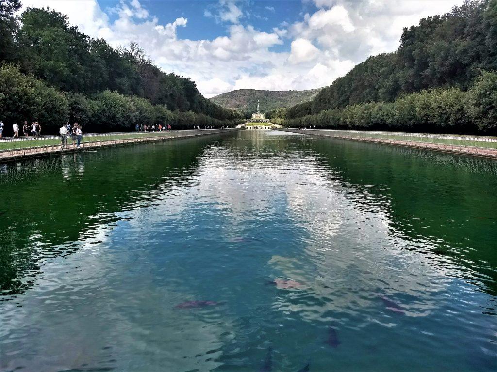 La via dell'acqua - il canalone centrale
