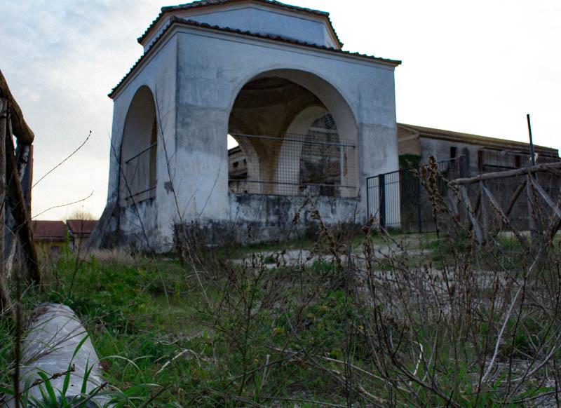 Dogana e Castello angioino aragonese