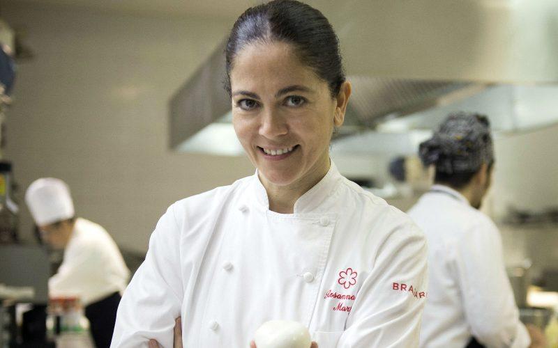 La celebre chef casertana Rosanna Marziale, nuovo volto di Barbie