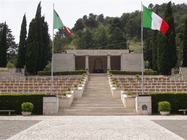 museo Sacrario Monte Lungo - Sacrario Militare Monte Lungo