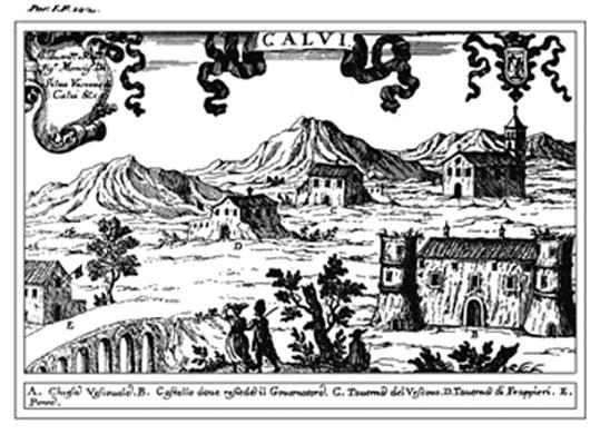 Stampa Castello angioino aragonese