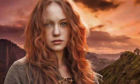 leggenda Fina Roccamonfina - ritratto di una donna