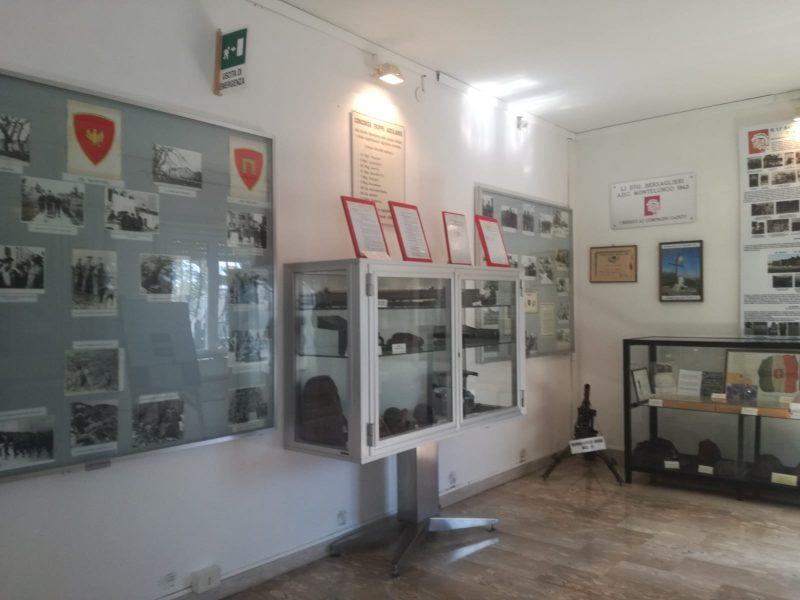 museo Sacrario Monte Lungo - museo
