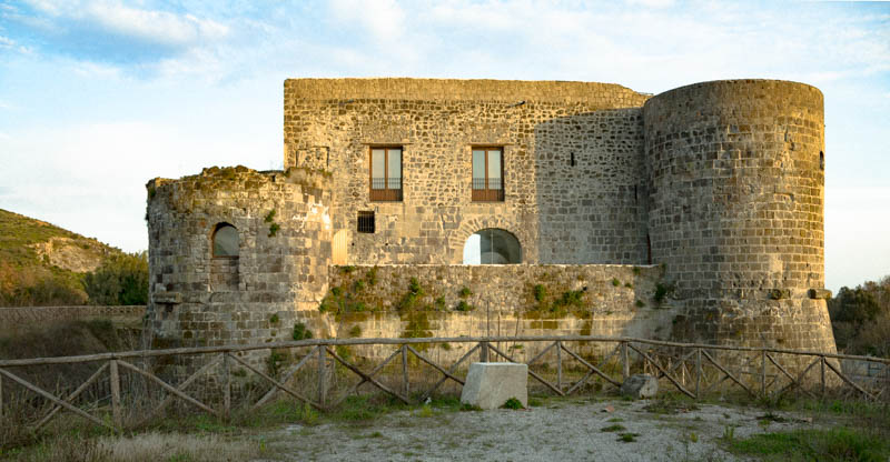 Foto del Castello Angioino Aragonese