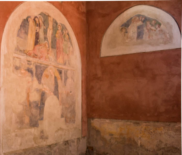 Crocifissione San Pietro Ad Montes